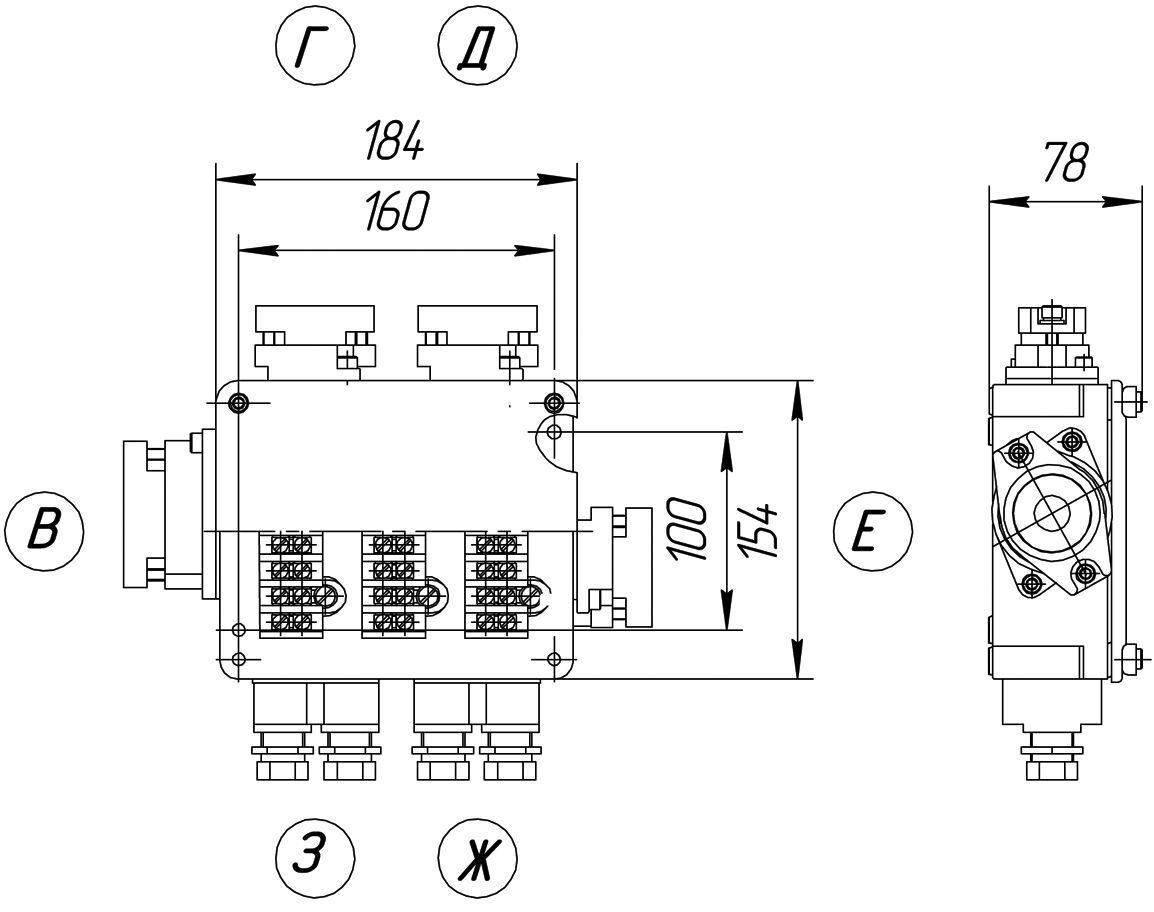 подключение крт 5 по схеме напряжение